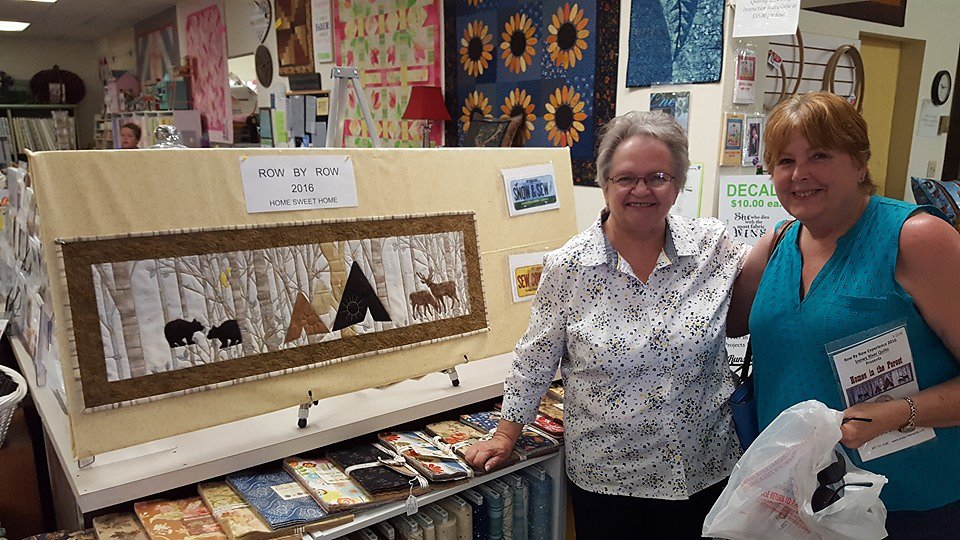 Snowy River Quilts and Vintage Finds