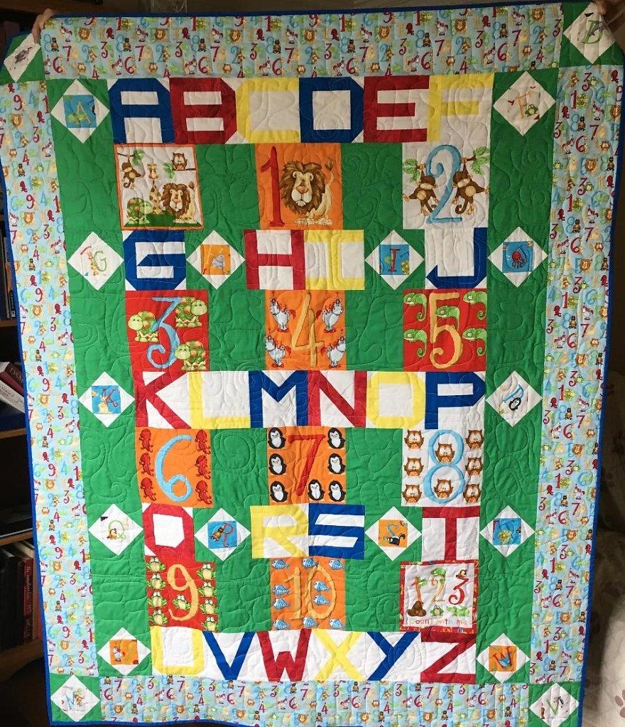 Edison's Quilts